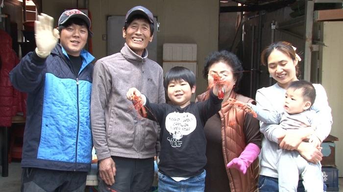 인간극장 (1TV, 5월16일~20일) 울릉도에 새우 가족이 산다