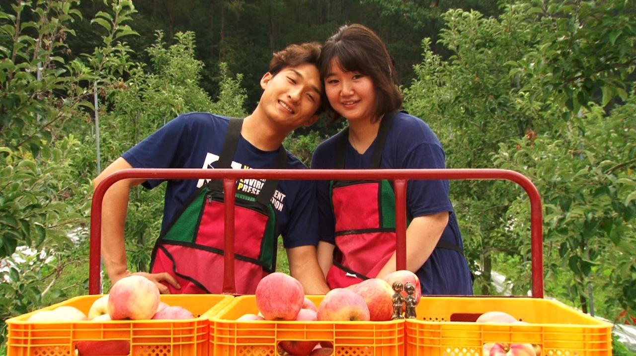인간극장 (1TV, 9월26일~30일) 사과밭 첫사랑