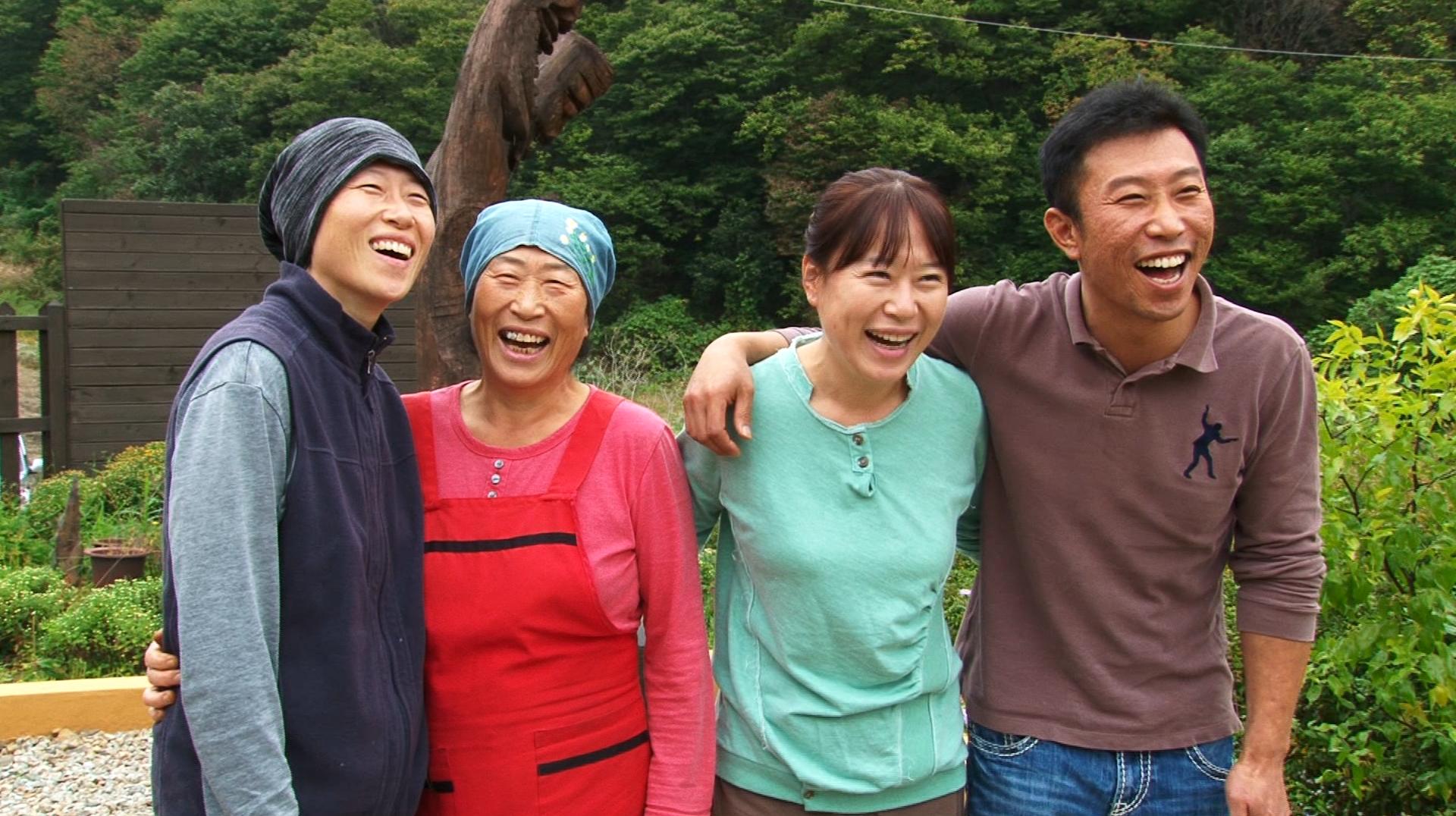 인간극장 (1TV, 10월23일~10월27일) 삼남매의 가을밥상