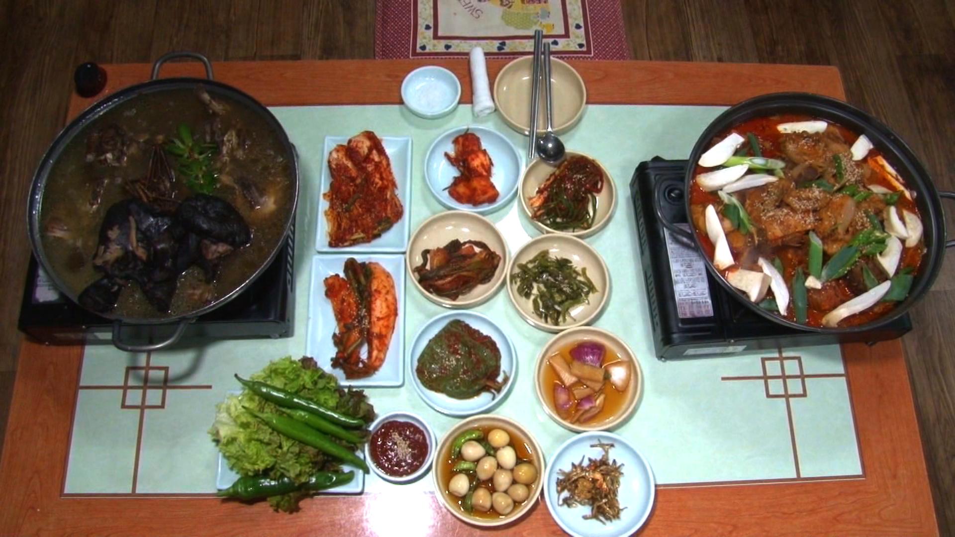 VJ 특공대 (2TV, 11월 17일) 2만 포기 김장하는 날 외