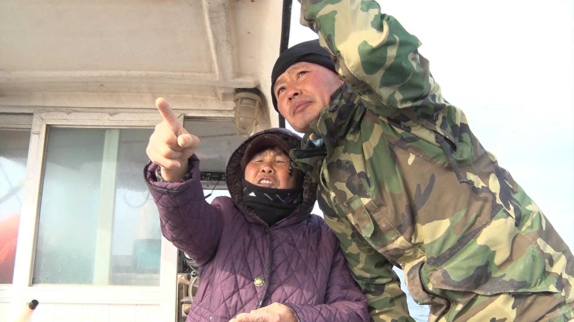 인간극장 (1TV, 4월9일~13일) 백령도 해녀와 사위