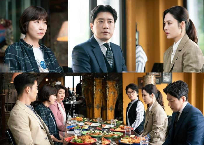 180514 - KBS 월화 우리가 만난 기적 김명민-김현주-라미란의 불편한 식사
