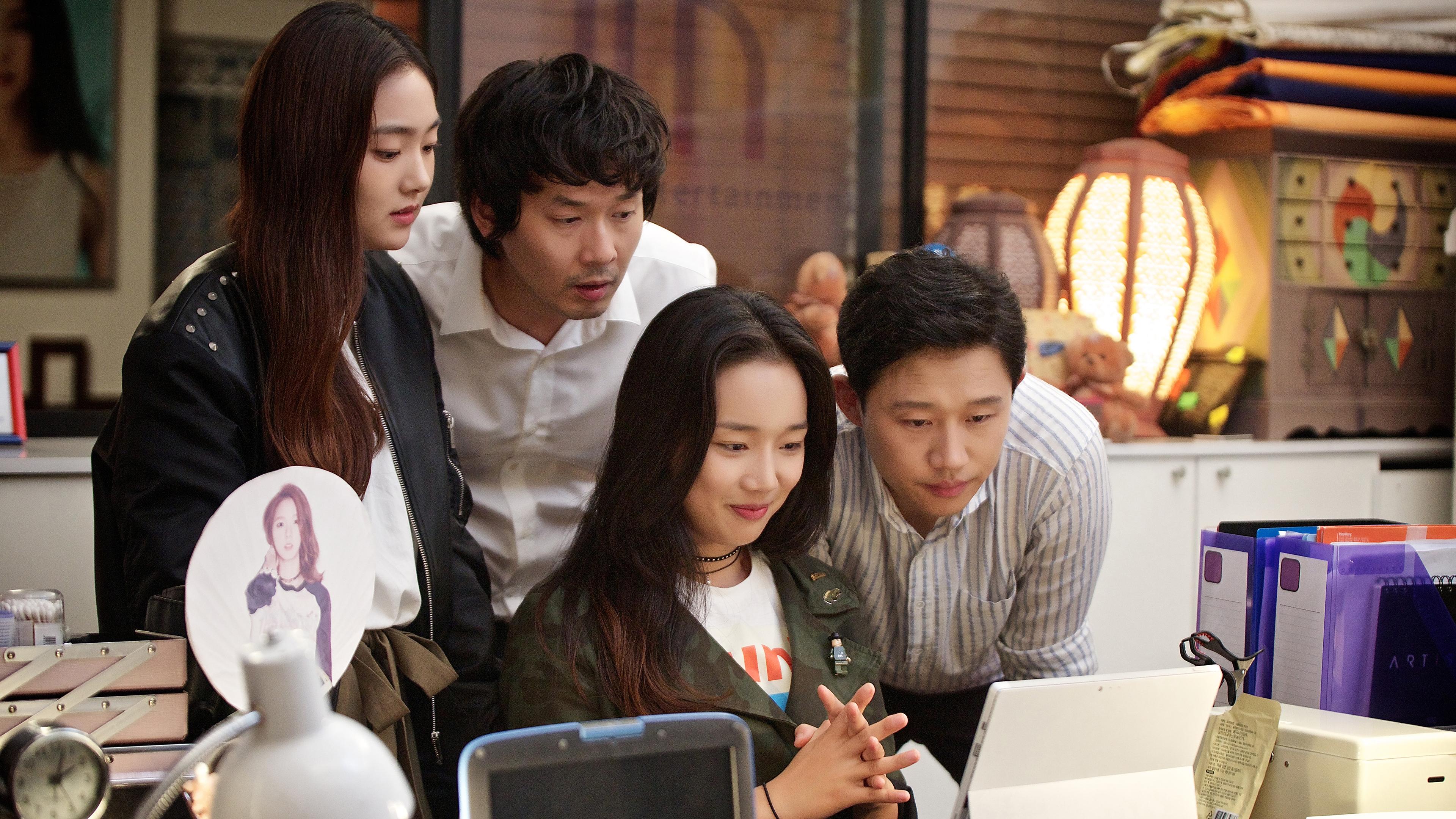 대세는모다 최유진 설찬미 김혜준 정연주 박종환 웹드라마
