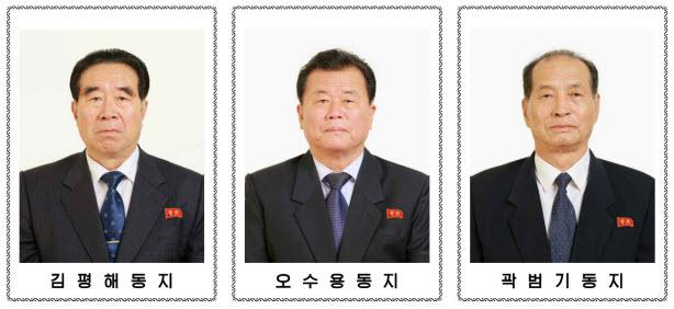 정치국 위원들2